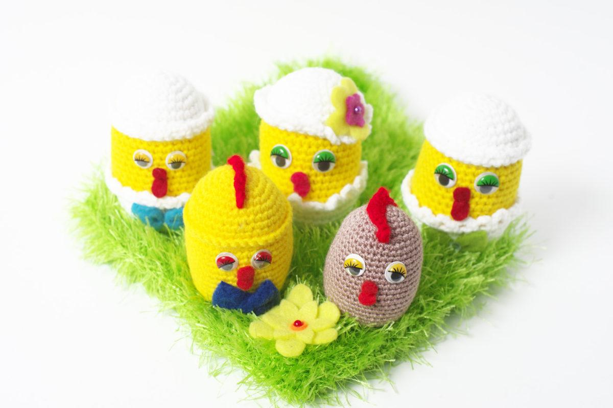 Цыпленок- яйцо