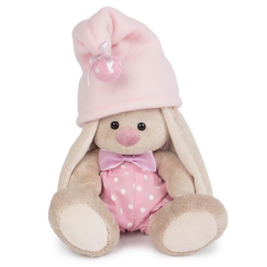 Зайка Ми гномик в розовом (малыш)