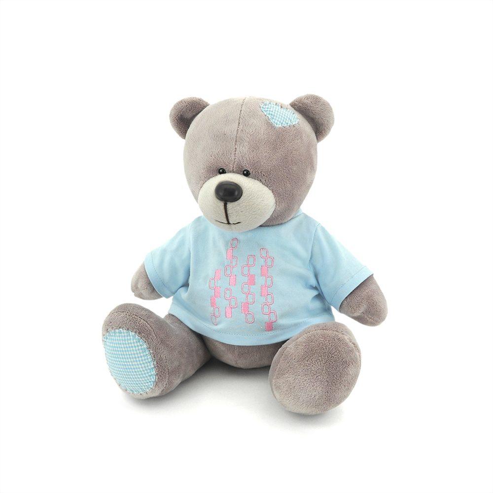 Медведь топтыжкин серый 20см