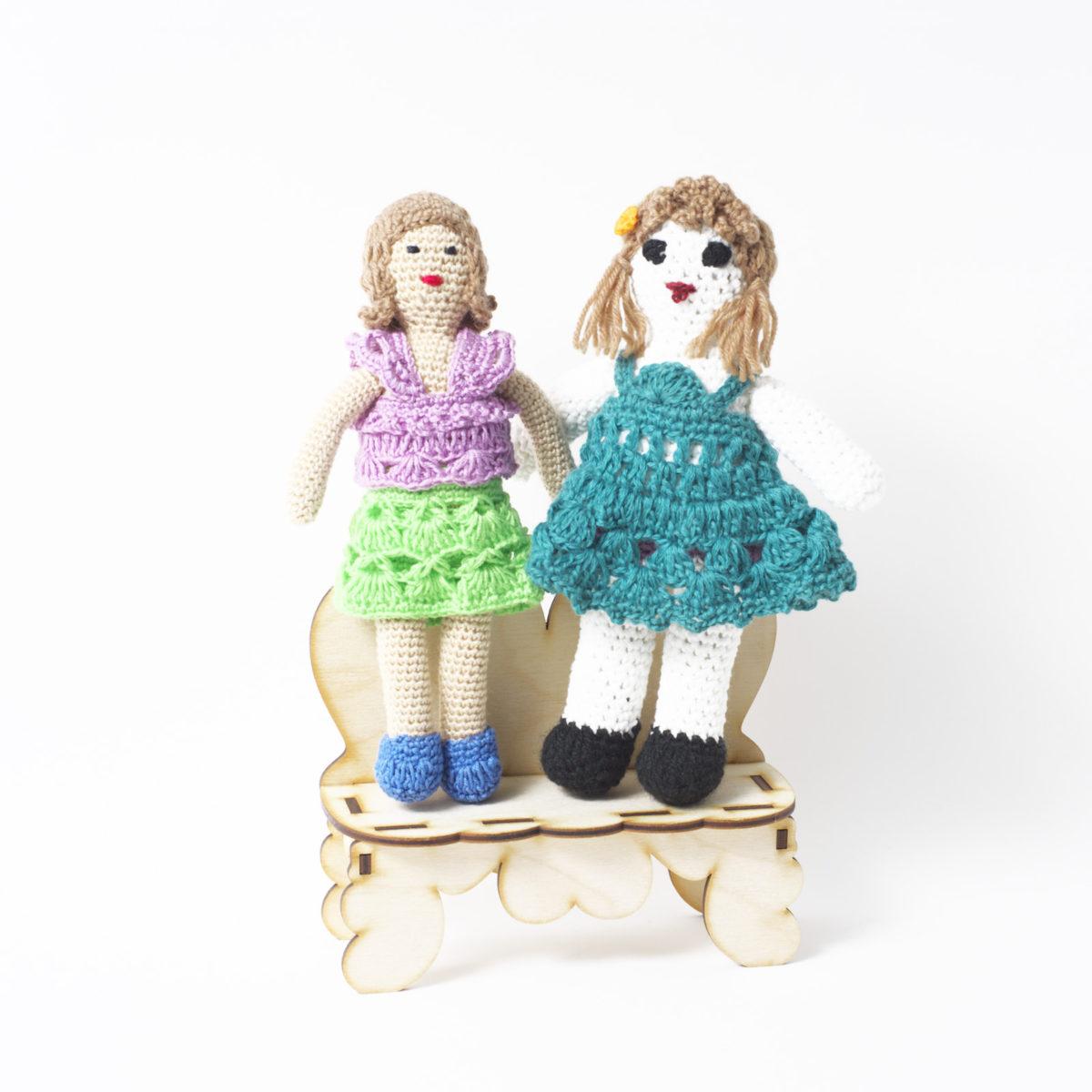 РАСПРОДАЖА! Девочка- куколка, цена за штуку