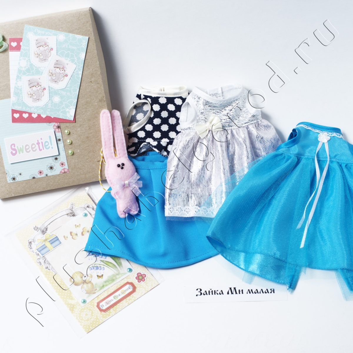 Комплект одежды в коробочке(b)
