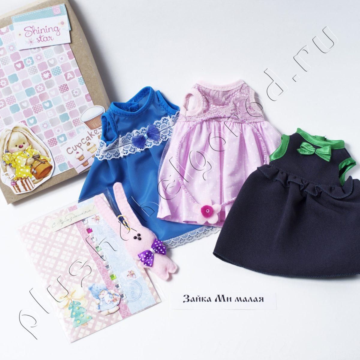 Комплект одежды в коробочке(d)