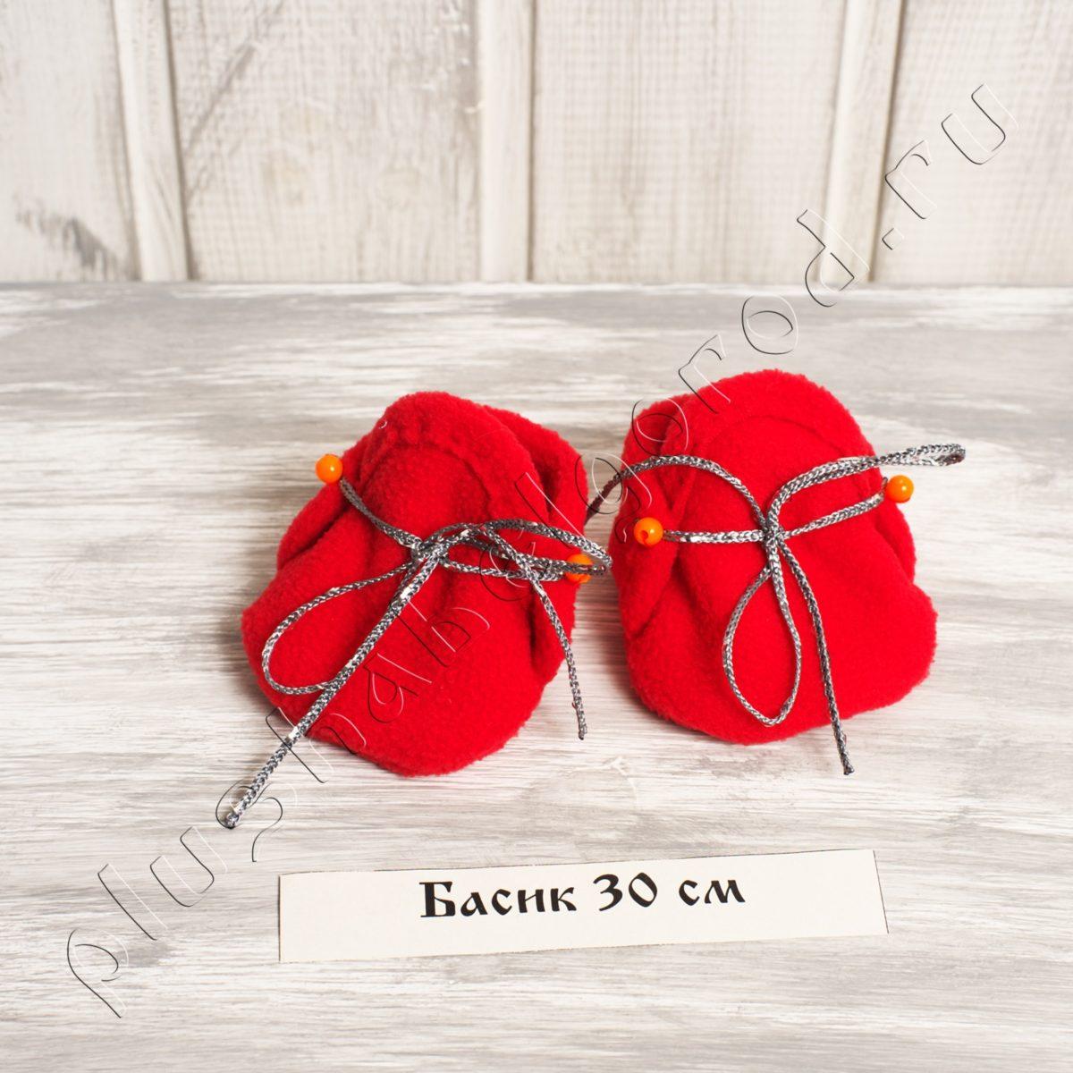 Обувь красная (30)