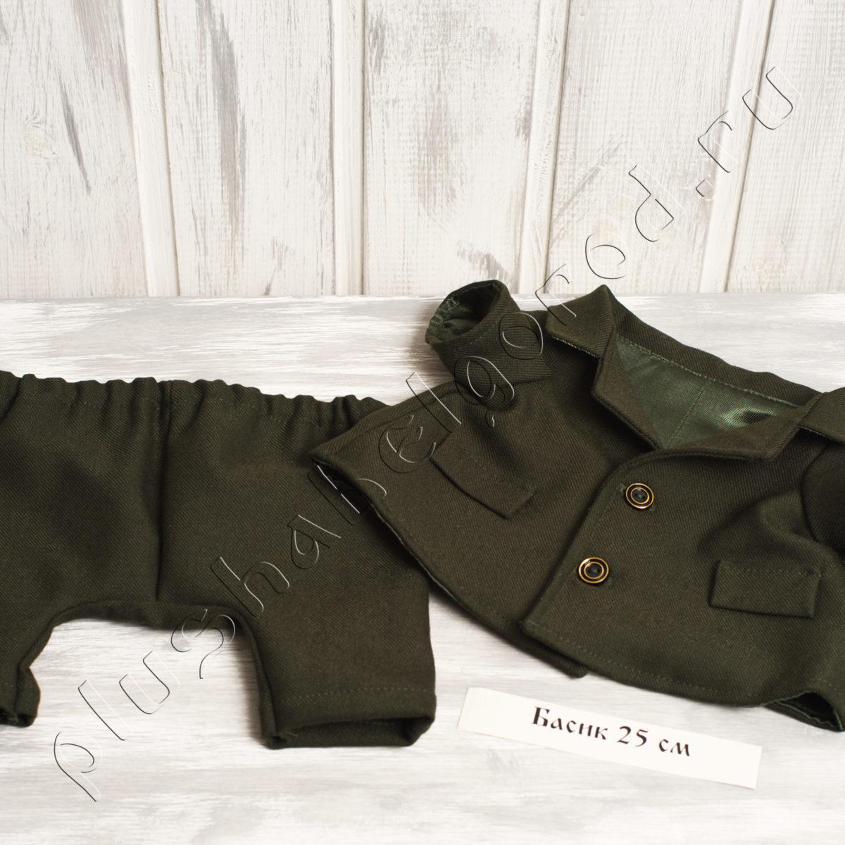 Пиджак, как настоящий, на подкладке и брюки (25)