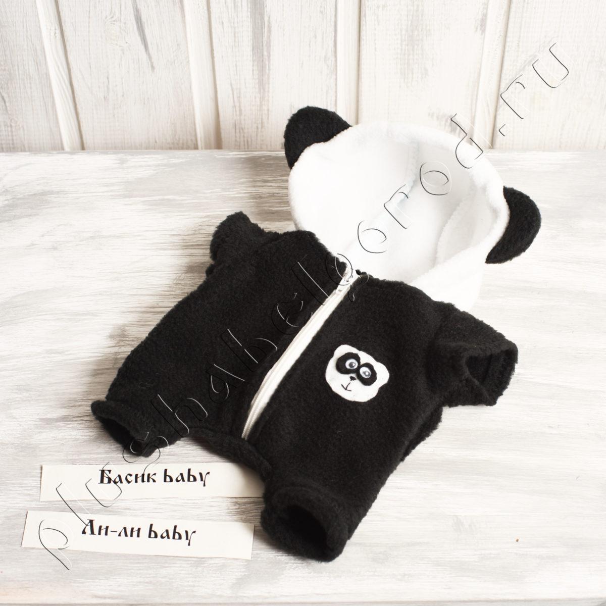 """Кигуруми """"Панда"""" для  baby"""