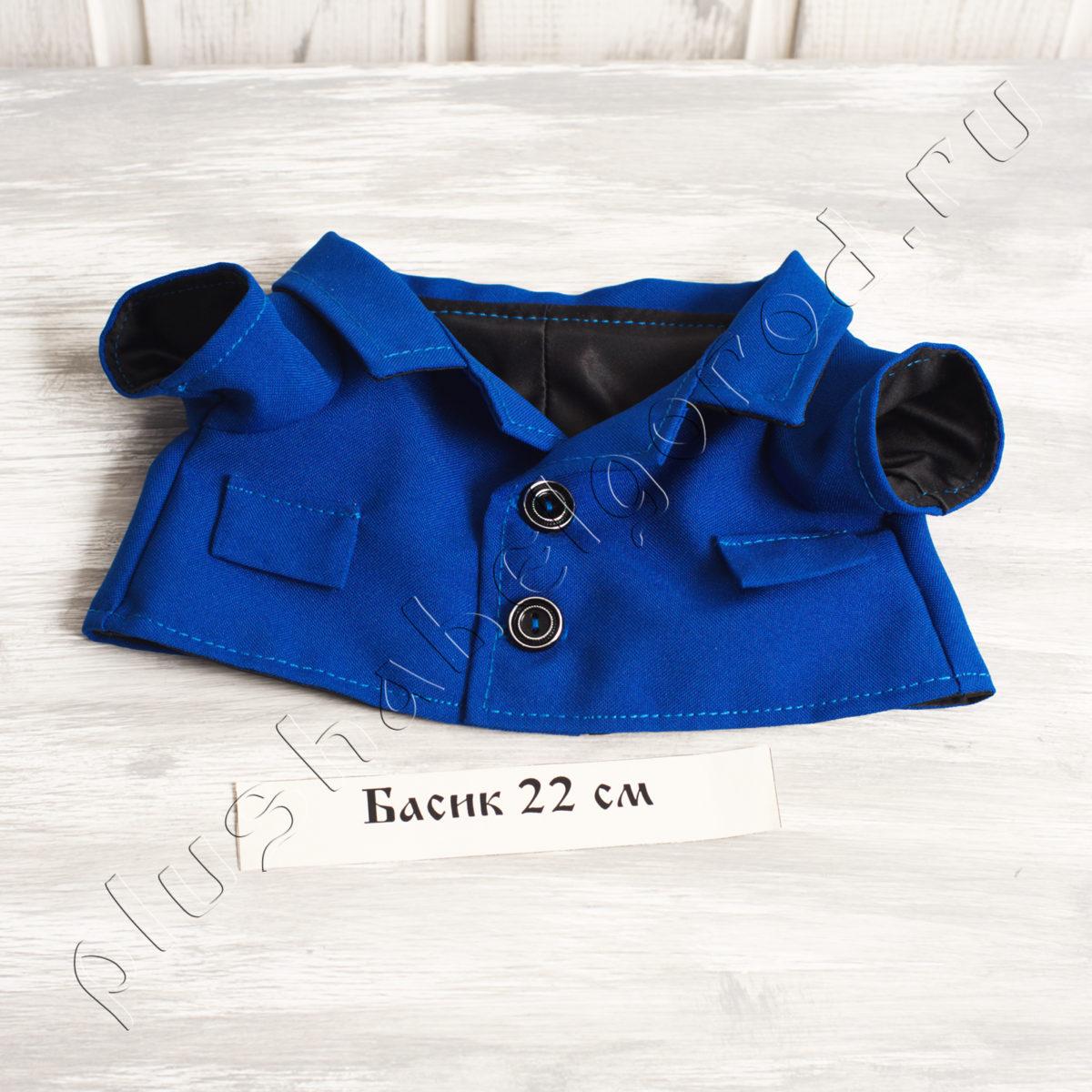 ПИджак синий на подкладке (22)