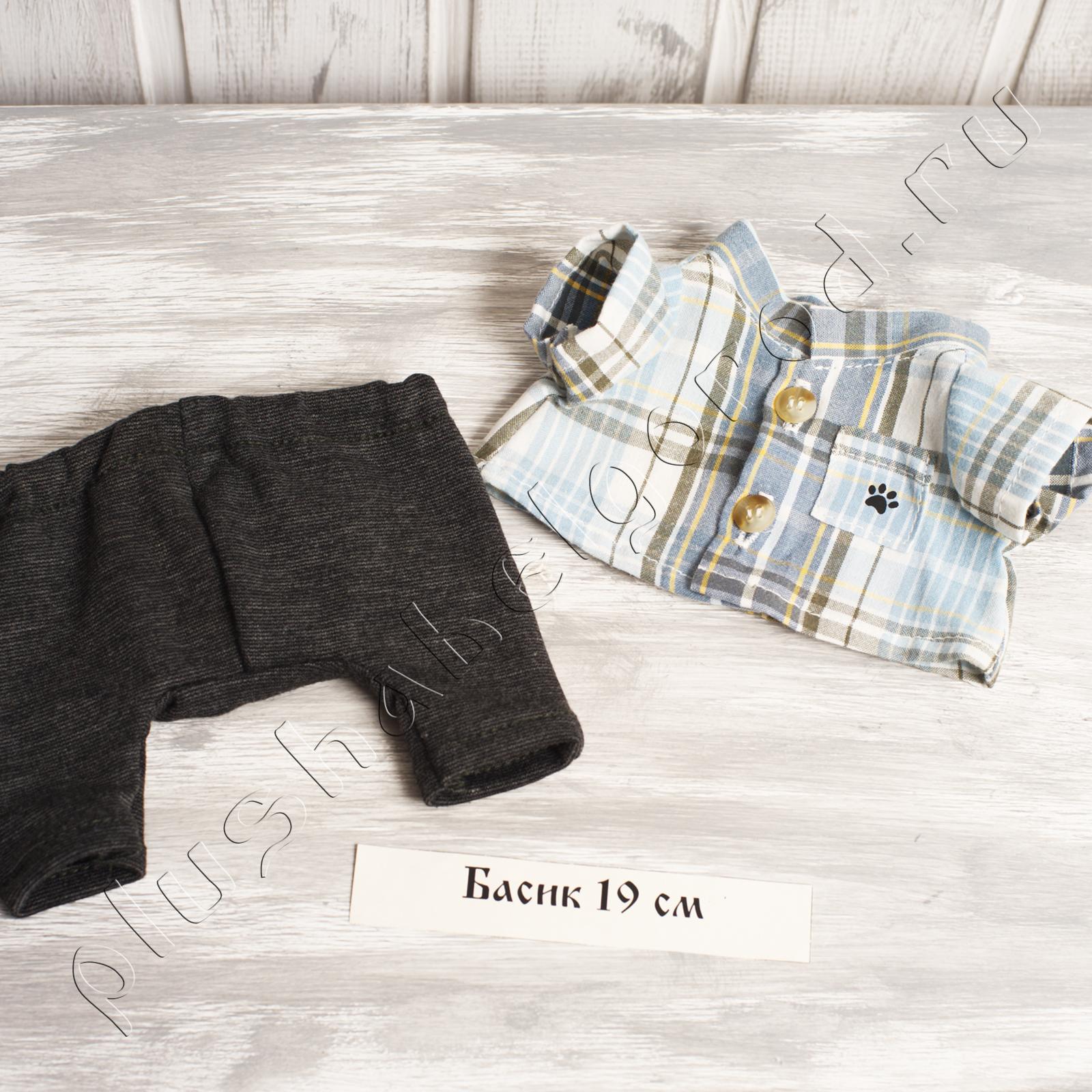 Брюки и рубашка (19)