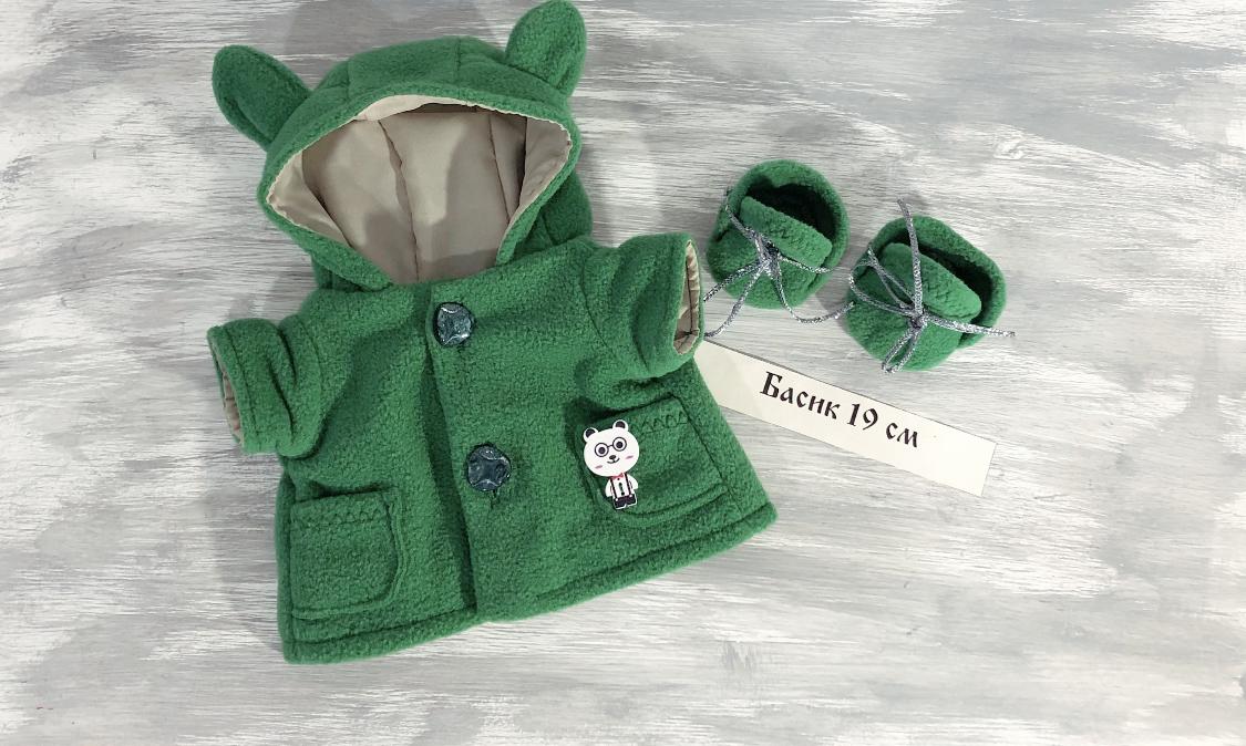 Пальто зелёное и Обувь (19)